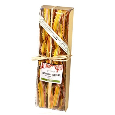 Lingua di Suocera Mother-in-Law's Tongues, 250 GR by Marella: Organic