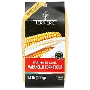 "Maranello Corn Flour ""Stone Ground Polenta"""