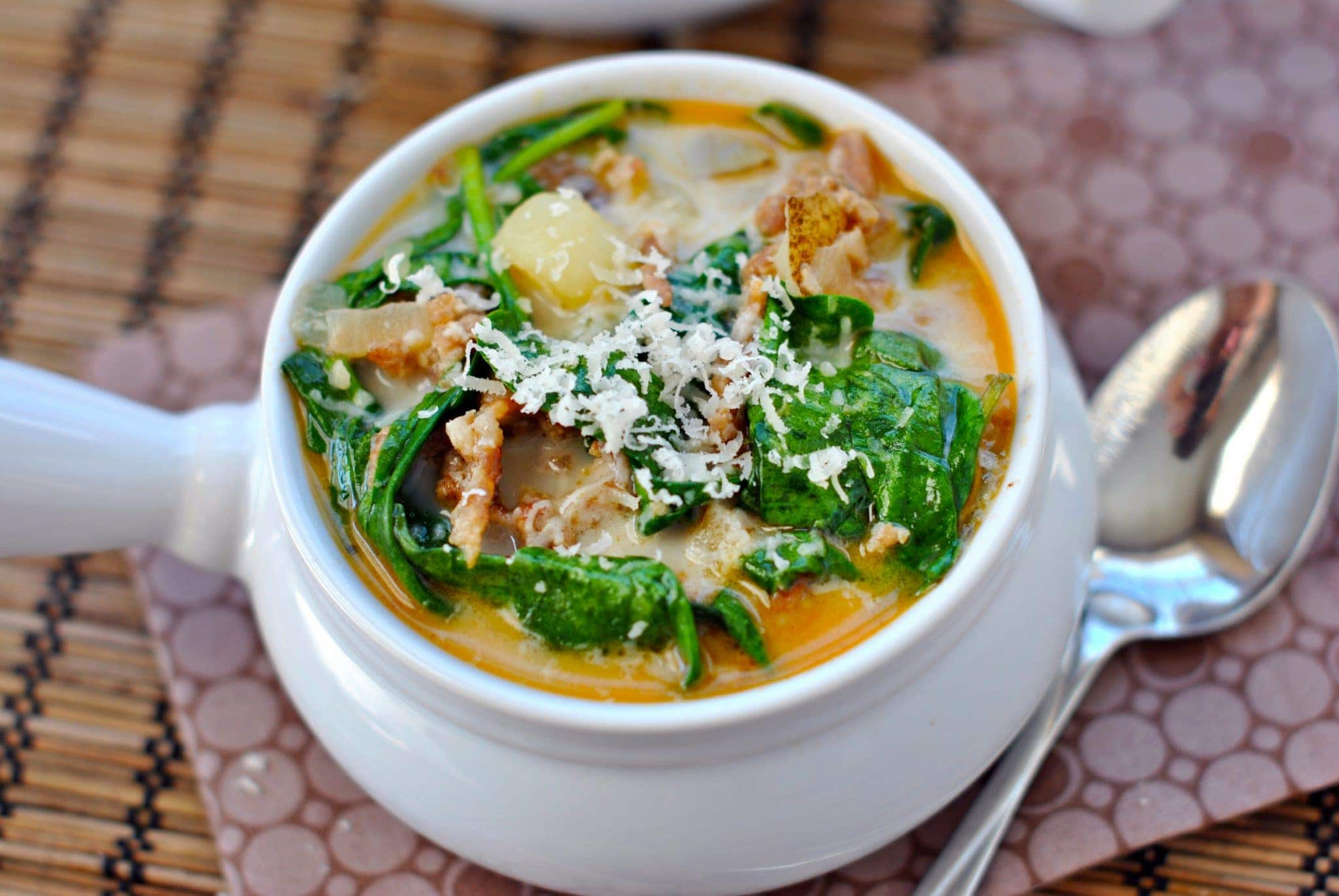 Authentic Italian minestrone soup recipe is the best.
