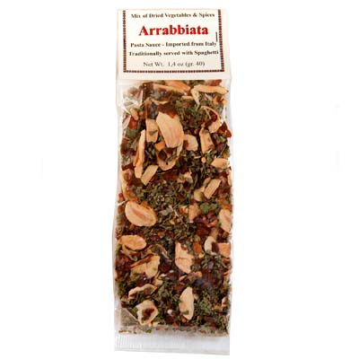 "Dried ""Arrabbiata"" Sauce Mix"