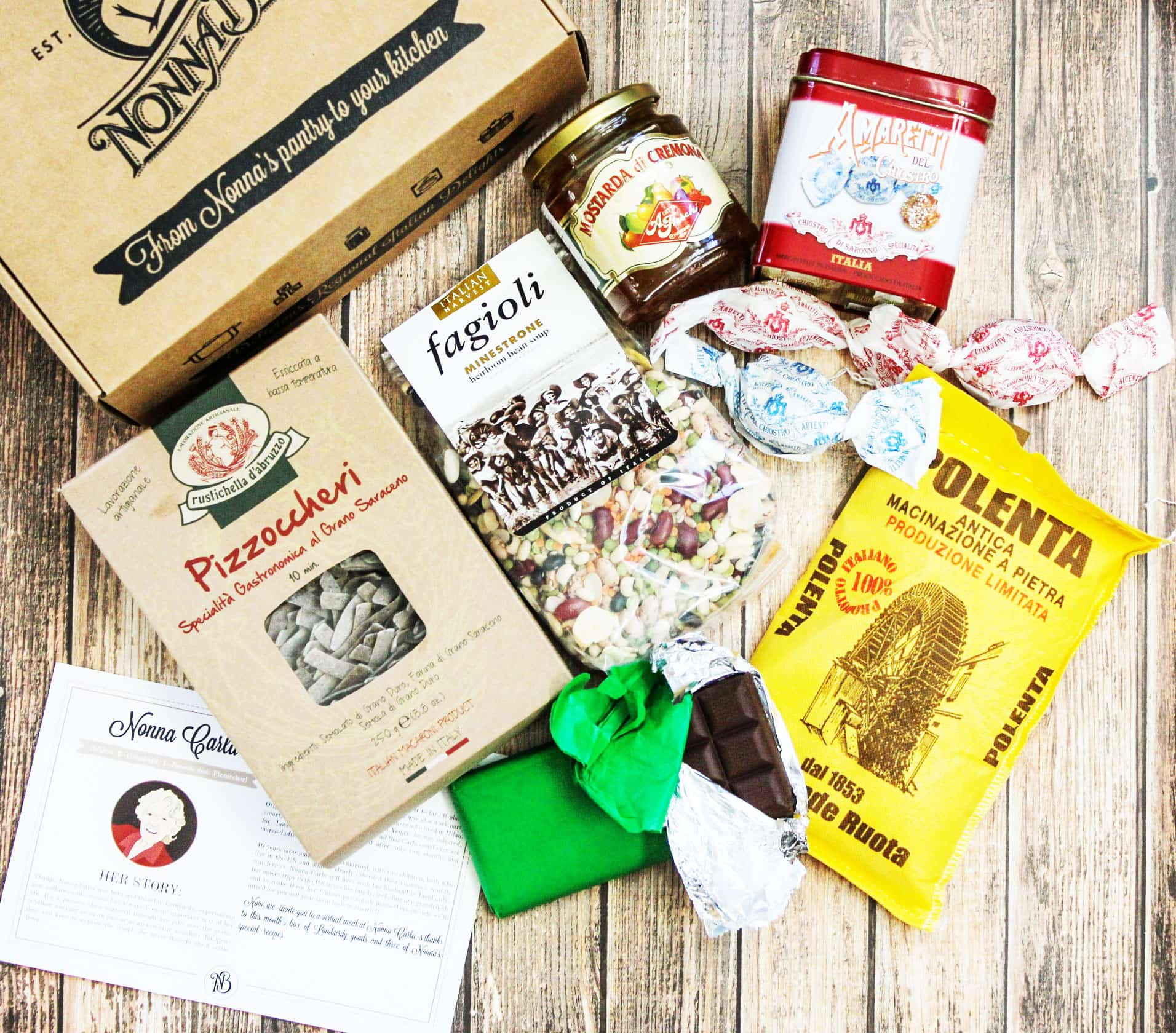 Lombardy Gift Box