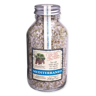 Mediterraneo Herbed Sea Salt