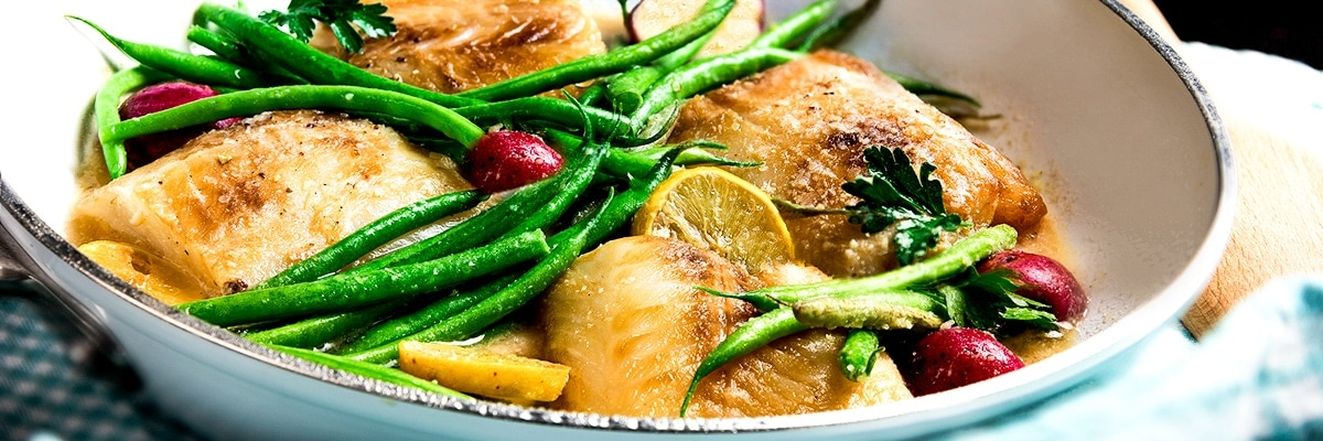 Baked cod recipe easy
