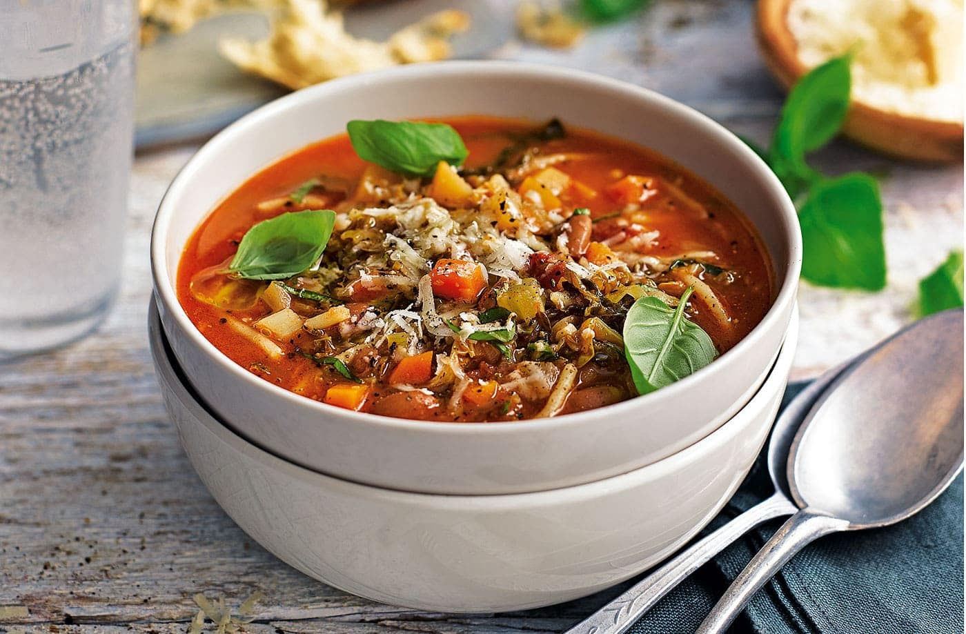 How to Make Minestrone Soup How to Make Minestrone Soup new photo