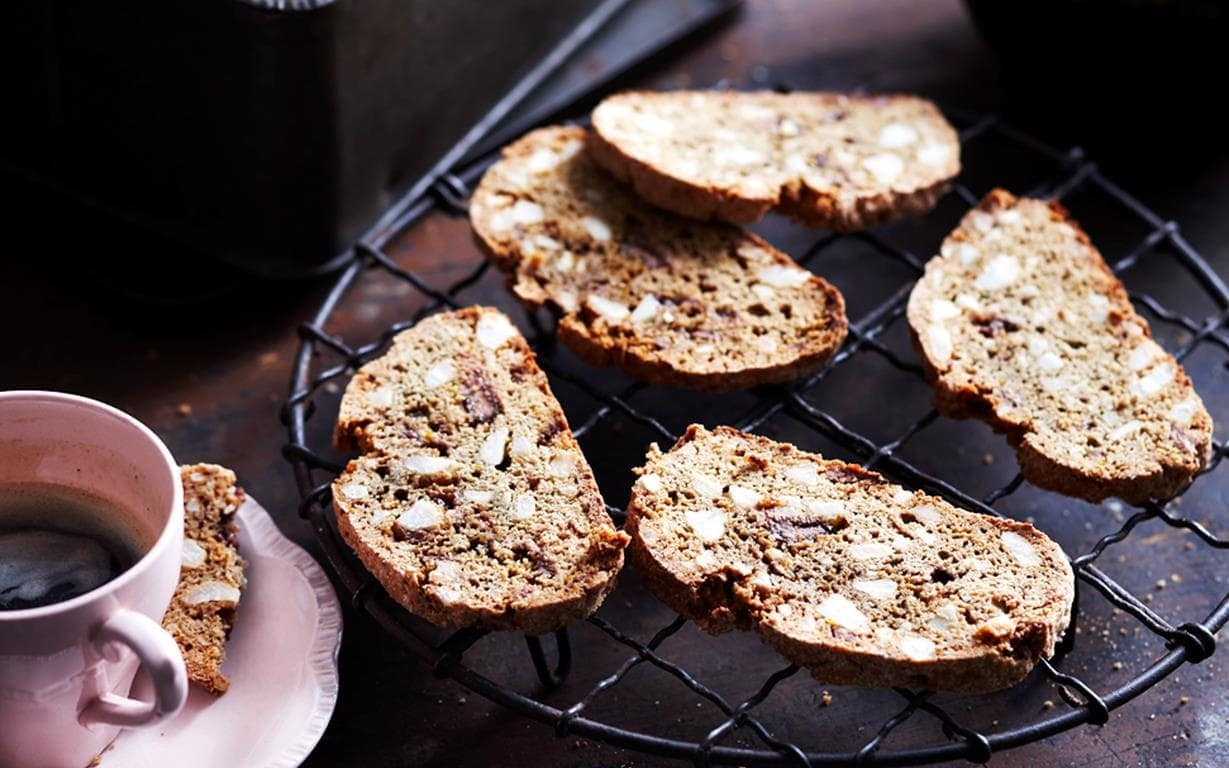 This is the authentic Italian biscotti recipe you've always wanted.